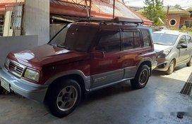 Sell Red 1999 Suzuki Vitara