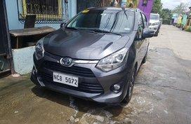 Toyota Wigo 2017 for sale in Gapan