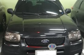 Used Ford Escape 2004 for sale in Quezon City