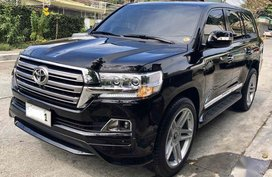 2011 Toyota Land Cruiser for sale in Quezon City