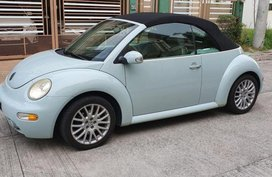 Used 2004 Volkswagen Beetle Convertible in Manila