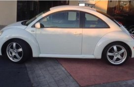 Used Volkswagen Beetle 2003 for sale in Pasay