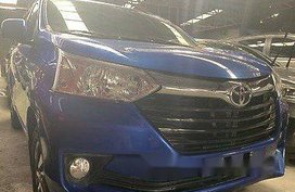 Used Blue Toyota Avanza 2016 at 48000 for sale in Manila