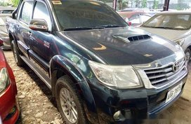 Toyota Hilux 2014 Manual Diesel for sale