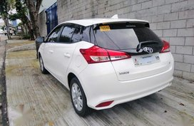 Used Toyota Yaris E 2018 automatic 1,780 kms for sale in Quezon City