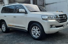 2017 Toyota Land Cruiser for sale in Quezon City