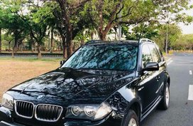 2009 Bmw X3 for sale in Manila