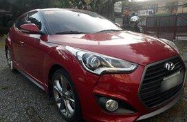 2018 Hyundai Veloster for sale in Manila