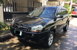Used Hyundai Tucson 2009 for sale in Parañaque