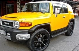 2014 Toyota Fj Cruiser for sale in Marikina