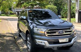 Used Ford Everest 2018 Automatic Diesel for sale in Manila