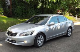 2009 Honda Accord 2.4S Automatic 58000 km for sale in Mandaluyong