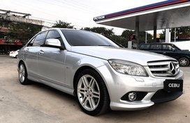 2009 Mercedes-Benz C200 for sale in Cebu City