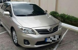 Toyota Corolla Altis 2012 for sale in Makati