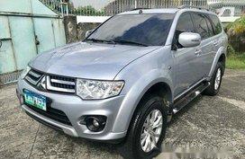Selling Silver Mitsubishi Montero Sport 2014 Automatic Diesel