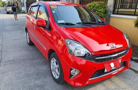 Toyota Wigo 2015 at 9000 km for sale in Santa Rosa
