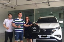 """Toyota Rush All in Promo """"No Hidden Charges"""""""