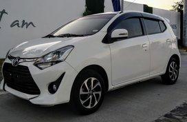 Toyota Wigo 2018 Automatic G for sale in San Fernando
