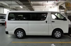 2018 Toyota Commuter 3.0 Manual Diesel for sale in Manila