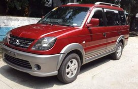 Selling Mitsubishi Adventure 2015 Manual Diesel