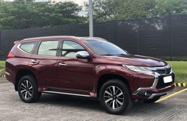 Mitsubishi Montero Sport 2017 for sale in Parañaque