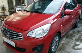 Used Mitsubishi Mirage G4 2017 for sale in General Salipada K. Pendatun