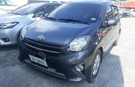 Used Toyota Wigo at Automatic Gasoline 2016 at 31000 in Manila