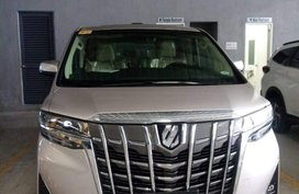 2019 Toyota Alphard for sale in Las Pinas