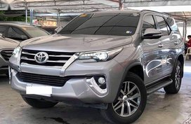 2017 TOYOTA FORTUNER V Automatic Diesel for sale in Manila