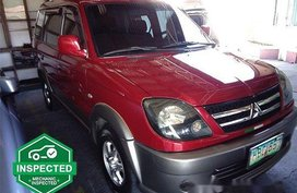 Selling Red Mitsubishi Adventure 2013 in Manila