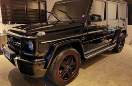 2015 Mercedes-Benz G-Class for sale in Quezon City