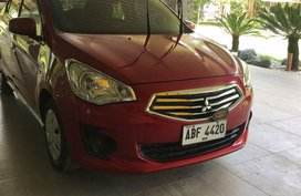 Mitsubishi Mirage G4 2015 for sale in Parañaque