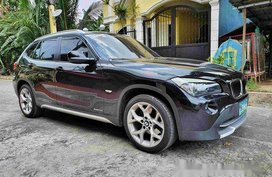 Sell Black 2011 Bmw X1 at 20000 km