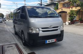 2017 Toyota Hiace Commuter for sale in Quezon City