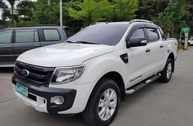 2013 Ford Ranger Wildtrak for sale in Puerto Princesa