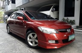 2008 Honda Civic 1.8s for sale in Polanco