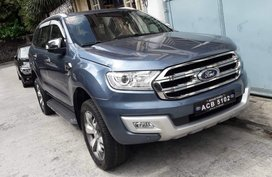Ford Everest 2016 at 25000 km for sale in Quezon City