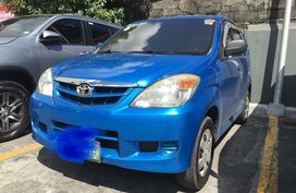 Lady-owned 2007 Toyota Avanza for sale in Pasay