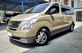 2011 Hyundai Grand Starex Gold VGT CRDI Automatic for sale in Paranaque