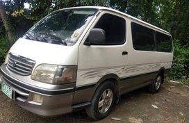 2000 Toyota Hiace Grandia GL 3.0 for sale in Rizal