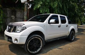 2013 Nissan Navara 4x4 for sale in Abuyog