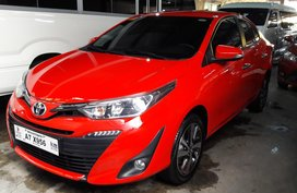 2018 Toyota Vios G 1.5 Dual VVT-I Manual Gasoline for sale in Makati