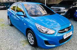 2019 HYUNDAI ACCENT SEDAN GAS MANUAL GRAB READY FOR SALE