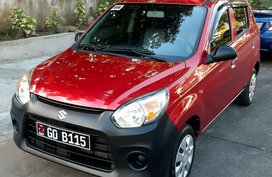 Sell Red 2017 Suzuki Alto Hatchback in Quezon City