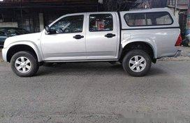 Sell Silver 2011 Isuzu D-Max Manual Diesel at 60000 km