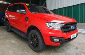Used Ford Everest 2016 for sale in Quezon City