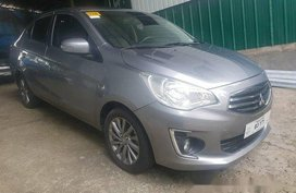 Grey Mitsubishi Mirage G4 2019 at 10000 km for sale