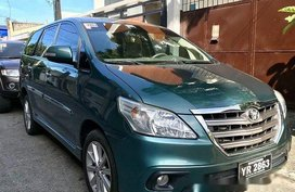 Selling Toyota Innova 2015 Automatic Diesel