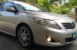 2008 Toyota Corolla for sale in Manila