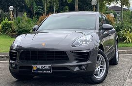 2015 Porsche Macan for sale in Quezon City